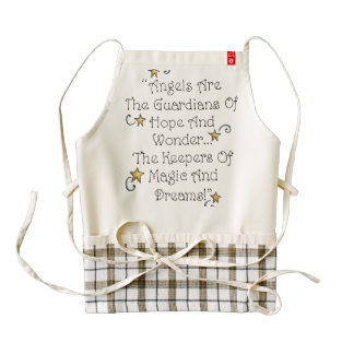 Angels are the Guardians of Hope & Wonder Apron