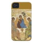 Angels At Mamre Trinity iPhone 4 Cover