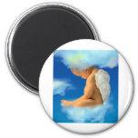 angels-baby fridge magnets