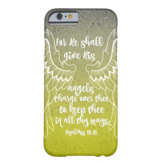 Angels Bible Verse Barely There iPhone 6 Case