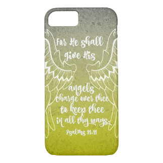 Angels Bible Verse iPhone 7 Case