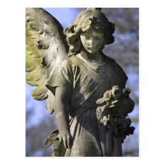 Angel's Blessing Postcard