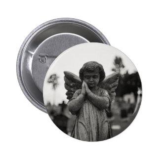 angels 2 inch round button