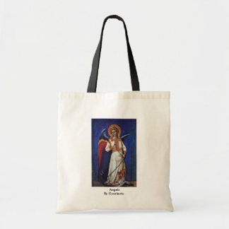 Angels By Guariento Budget Tote Bag
