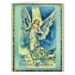 Angels Came Down at Christmas Card