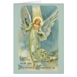 Angels Came Down at Christmas Greeting Cards