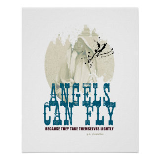 Angels Can Fly Poster