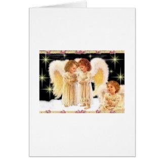 Angels Card