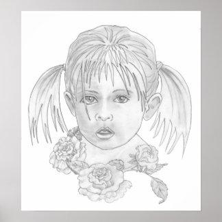 Angel's Cassandra Poster