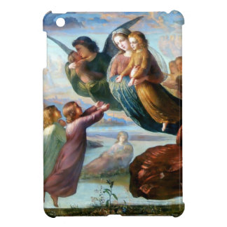 Angels Christianity Religion Painting iPad Mini Case