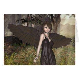 Angels Fairy Card Greeting Card