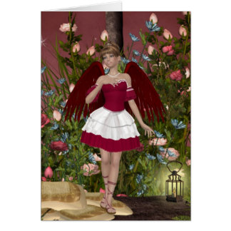 Angels Fairy Card