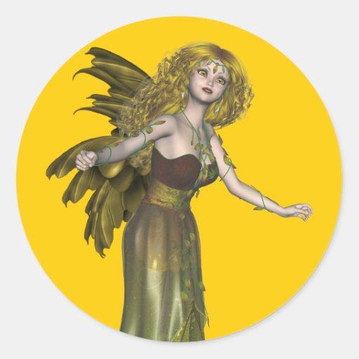 Angels Fairys Sticker
