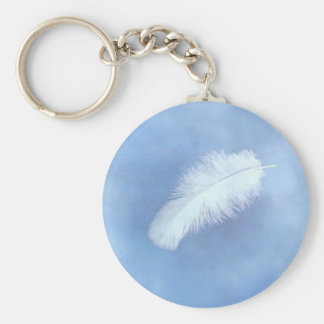 Angel's Feather Keychain
