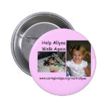 Angels for Allysa Pins