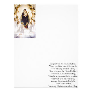 Angels From The Realm of Glory Letterhead
