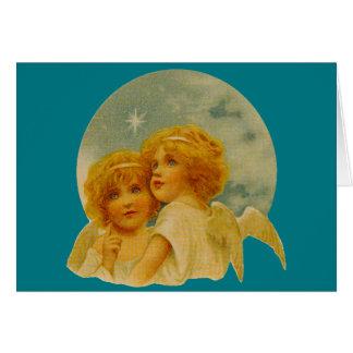 Angels - Greeting Card