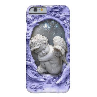 Angels Guarding Cherub original art iPhone 6 Case