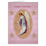 Angels in Harmony Card