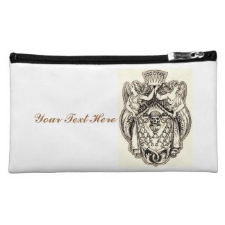 Angels In His Service Cosmetic Bag