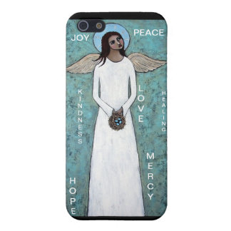 Angels in My Pocket Hope iPhone 5 Covers