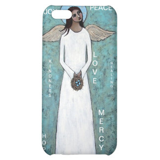 Angels in My Pocket Hope iPhone 5C Cover