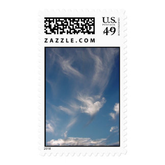 Angels in the Sky (1) Postage Stamps