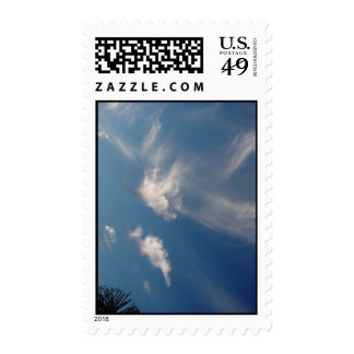 Angels in the Sky (2) Postage Stamps