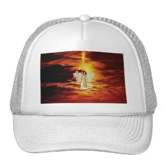 Angels in the Sky Baseball Hat