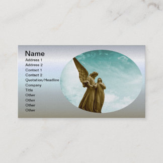 Angels in the Sky Business Card