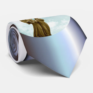 Angels in the Sky Neck Tie