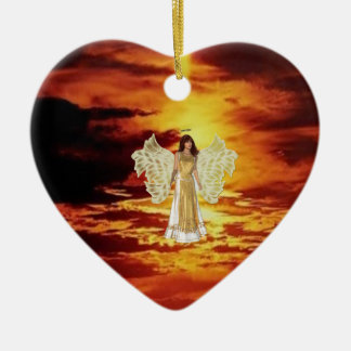 Angels in the Sky Ornament
