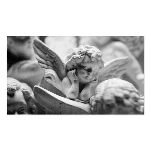 Angels In Waiting Double-Sided Standard Business Cards (Pack Of 100)
