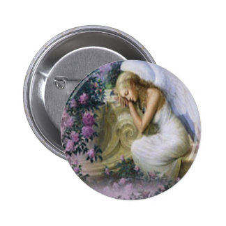 Angels, Inspirational, Pinback Button