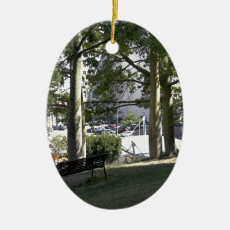 Angels Knoll Christmas Ornament