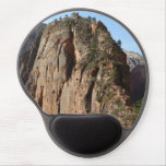Angels Landing at Zion National Park Gel Mouse Pad