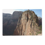 Angels Landing at Zion National Park Placemat