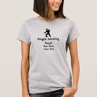 Angels Landing Trail T-Shirt