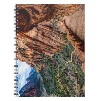 Angel's Landing Trail Zion National Park - Utah Notebook