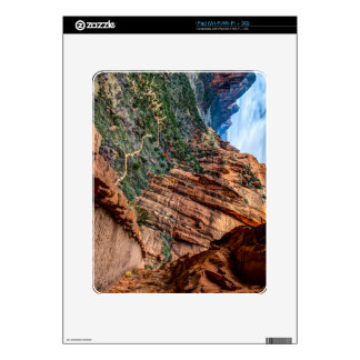 Angel's Landing Trail Zion National Park - Utah Skin For iPad