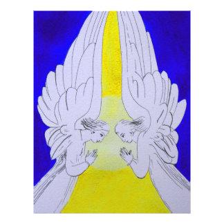 Angels Letterhead