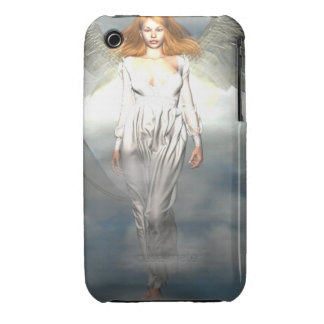 Angels Light 3G/3GS Case-Mate Barely There Case-Mate iPhone 3 Cases