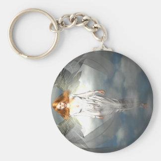 Angels Light Keychain