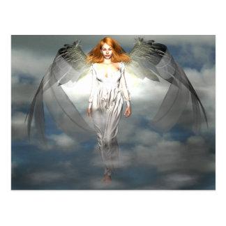 Angels Light Postcard