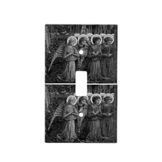 Angels light switch cover