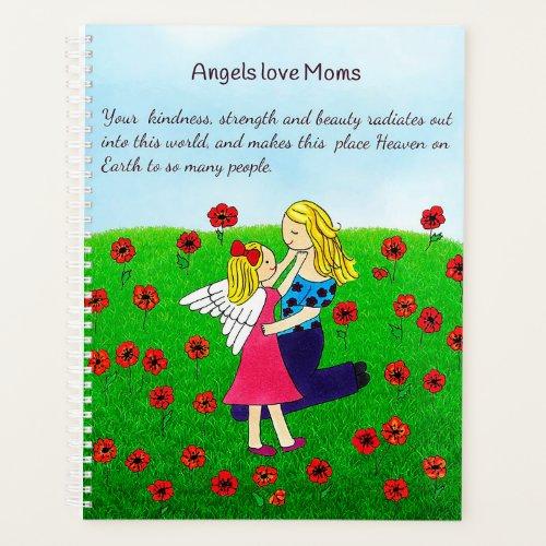 Angels Love Moms Planner