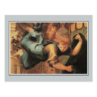 Angels, Madonna del Baldacchino, Raphael Post Cards