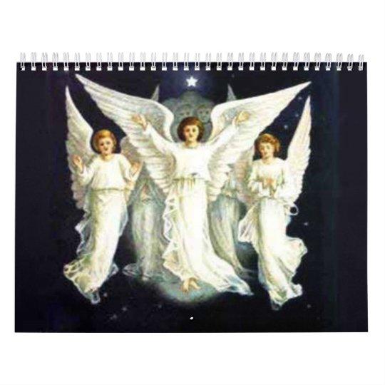 Angels Near and Far Calendar - 2008