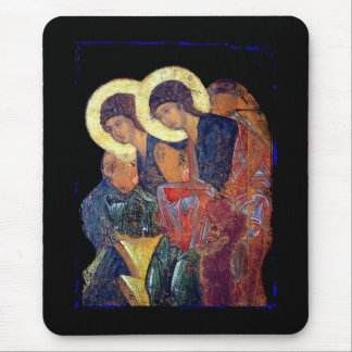 Angels of Annunciation Mouse Pad