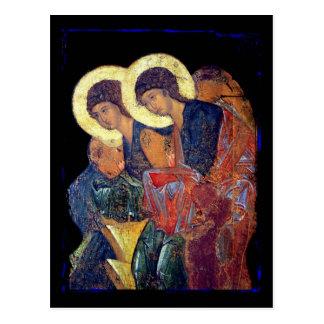 Angels of Annunciation Postcard
